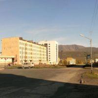 Lenina Str.  OMSUKCHAN RUSSIA, Омсукчан