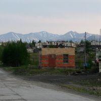 По догое с ЗИФ, Омсукчан