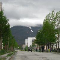 Улица Ленина, Омсукчан