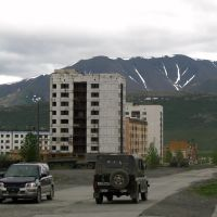 9-и этажки, Омсукчан