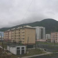 п.Омсукчан, Омсукчан