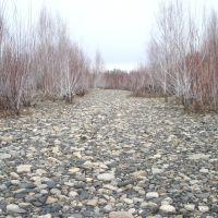 Stone road, Сеймчан