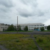 Seymchan secondary school #1, Сеймчан