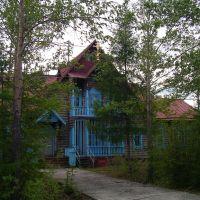Женский монастырь, бывшая аэропортовская гостиница, Сусуман