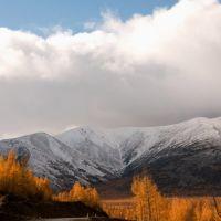 Omsukchat Road, Усть-Белая