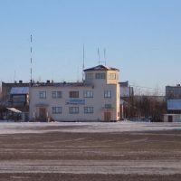 п.Эвенск. Аэропорт, Эвенск