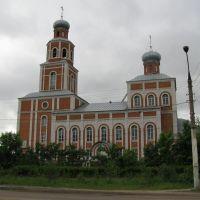 Церковь Святителя Николая Чудотворца, Волжск