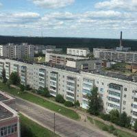 улица 107 бригады (Волжская правда), Волжск