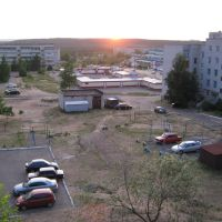 закат на машинке!, Волжск