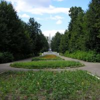 Park Pobedy, Волжск