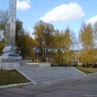 Обелиск, Волжск