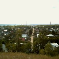 Вид с Лысой горы 1, Волжск