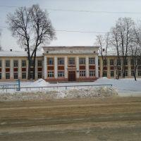 Школа 1937 года, Волжск