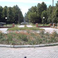 Парк победы, Волжск
