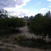 Вид из окна., Звенигово