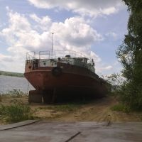 Старая Баржа!, Звенигово