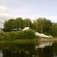 Пристань, Звенигово
