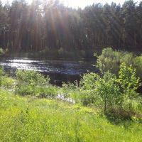 Озеро, Звенигово