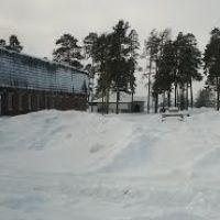 Зима (Panoramio), Звенигово