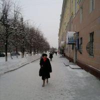 зима 2011, Йошкар-Ола
