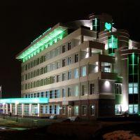 Йошкар-Олинское отделение Сбербанка, Йошкар-Ола