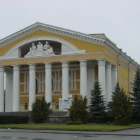 Theater Shketan  in Йошка́р-Ола́, Йошкар-Ола