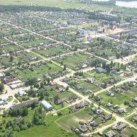 панорама посёлка Килемары, Килемары