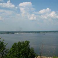 Вид на Влгу. г. Козьмодемьянск, Козьмодемьянск