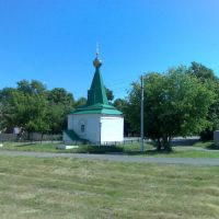 Стрелецкая часовня, Козьмодемьянск