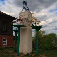 Козьмодемьянск 12 стульев (ул.Чернышевского), Козьмодемьянск