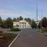 Центр, Медведево