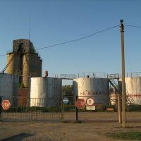 Нефтехранилище в РУЭМ ), Медведево