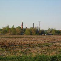 Вид на Медведевскую Церковь из Руэма, Медведево