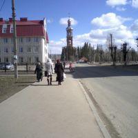 Church1, Медведево
