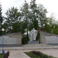 героям ВОВ, Медведево