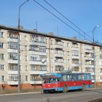 Улица Терешковой, Медведево