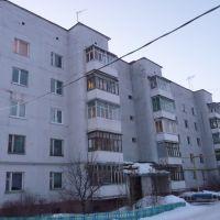 Комсомольская 36, Медведево
