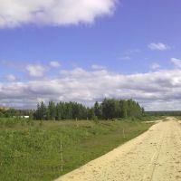 Фабрика Маритал, газопровод., Медведево