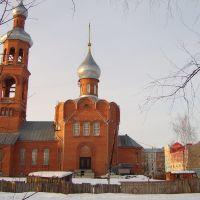 Церковь, Медведево