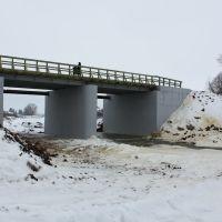 Новый мост, Новый Торьял