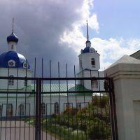 church, Новый Торьял