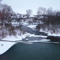 Река Немда, Новый Торьял