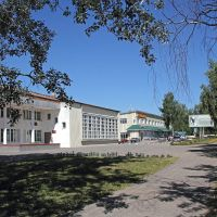 В центре Оршанки, Оршанка