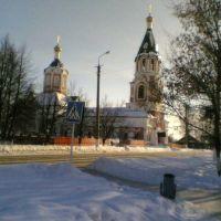 Церковь в Оршанке, Оршанка