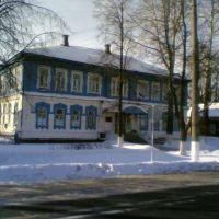 Оршанская поселковая администрация, Оршанка