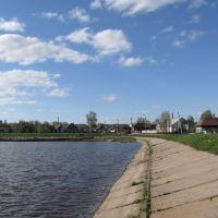 Оршанский пруд, Оршанка