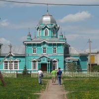 церковь в Чкарино, Советский