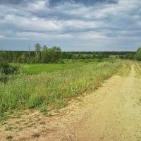 На окраине Чкарино, Советский