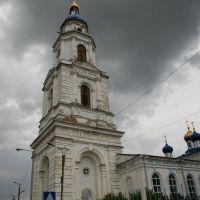 Церковь Покрова Пресвятой Богородицы в Атюрьево, Республика Мордовия, Атюрьево