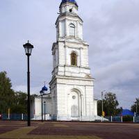 Атюрьево. Церковь Покрова Пресвятой Богородицы, Атюрьево